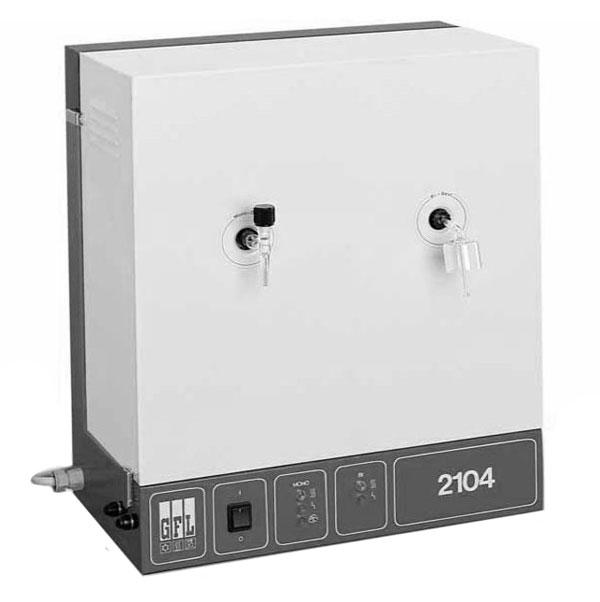 GFL-2104 или Hydrolab HLP 5 SP/UV