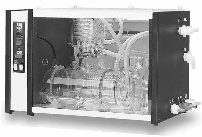 GFL-2204 или Hydrolab HLP 5 SP/UV